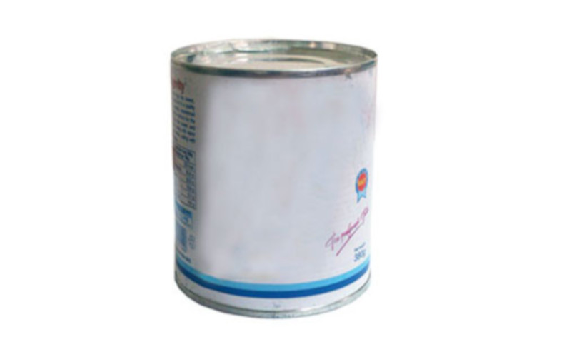 Condensed Milk Can