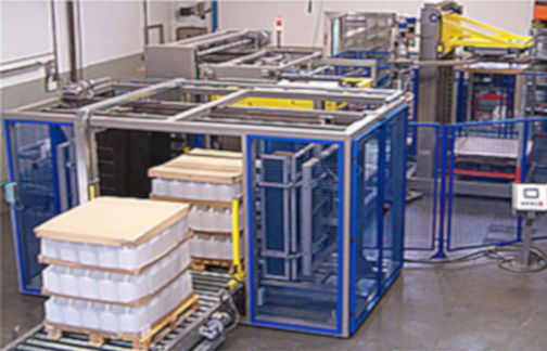 Pick-up Depalletizers